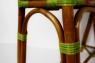 Цветник Бистро CRUZO искусственный и натуральный ротанг, br0009