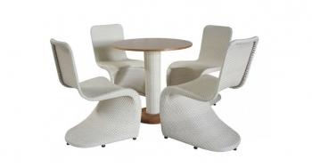 Обідній комплект меблів S'Set