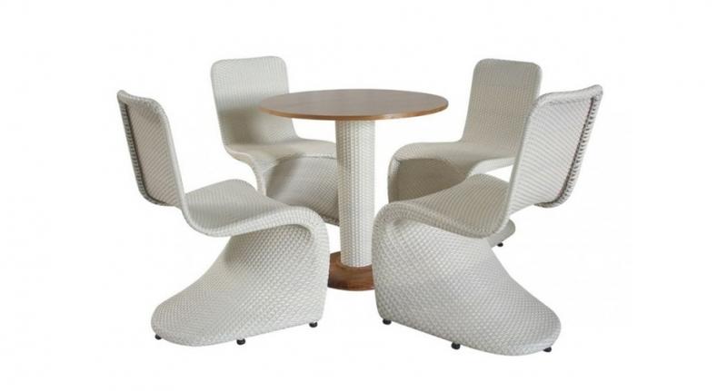 Обеденный комплект мебели S'Set