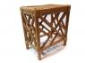 Комплект столиків Тріо CRUZO натуральний ротанг горіховий ks0014121