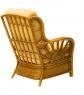 Комплект мягкой мебели Аскания Премиум из натурального ротанга, Cruzo™, as0001
