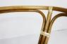 Обеденный стол Келек CRUZO натуральный ротанг в натуральном цвете kl0200