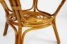 Обеденный стол Келек CRUZO натуральный ротанг светло-коричневый kl0100