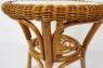 Кофейный комплект Келек CRUZO натуральный ротанг, коньяк, kl0011