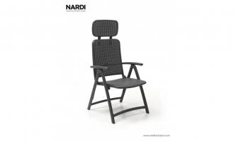 Кресло-шезлонг Nardi Acquamarina Antracite 40314.02.000