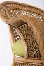 Крісло Ацтека CRUZO натуральний ротанг, світло-коричневий, d01283