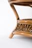 Комплект мебели Ацтека натуральный ротанг светло коричневый, Cruzo™ d00282