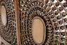 Комплект мебели CRUZO Ацтека наутральный ротанг светло коричневый d00282