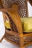 Комплект мебели CRUZO Ацтека натуральный ротанг светло-коричневый d0020