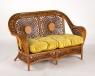 Комплект мебели CRUZO Ацтека натуральный ротанг королевский дуб