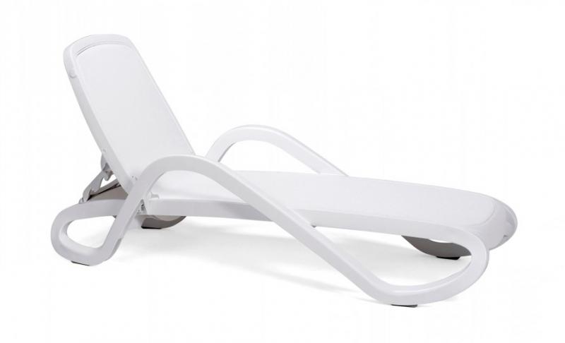 Шезлонг Alfa Bianco Bianco Nard v4041600108