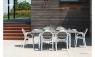 Кресло Nardi Palma Bianco Bianco 40237.00.000