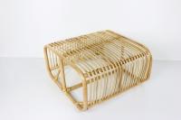 Кофейный столик Амелия CRUZO натуральный ротанг медовы sa02942