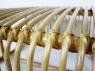 Кофейный столик Амелия CRUZO натуральный ротанг, медовый, sa02942