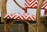 Кресло CRUZO Bistro Armchair 1 натуральный ротанг медовый kr0011