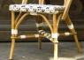 Кресло CRUZO Bistro Armchair 2 натуральный ротанг, медовый, kr00002