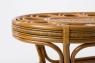 Кофейный столик CRUZO Аскания натуральный ротанг st0013