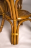Комплект мебели CRUZO Аскания Премиум натуральный ротанг королевский дуб d0018