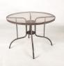 Обідній комплект Браун Стіл CRUZO (стіл +4 стільця) коричневий ok0004