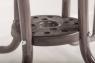 Обідній стіл Cruzo Браун Стіл метал, коричневий, st0015