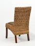 Обеденный комплект Касабланка CRUZO (стол и 6 стульев) абака, коричневый, ok00099
