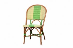 Стілець CRUZO Bistro Chair 4 натуральний ротанг, медовий, s0004