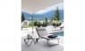 Столик Lafuma Vogue Perforated Titane LFM2947-7782