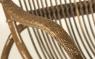 Кавовий комплект CRUZO Дрім (столик + 2 крісла) коричневий ok0010