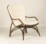 Кофейный комплект CRUZO Дрим (столик +2 кресла) коричневый ok0010