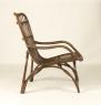 Кофейный комплект CRUZO Дрим (столик + 2 кресла), коричневый, ok0010