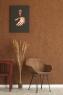 Обідній комплект Нікі Нуово на 6 персон з дерева тік, натурального ротангу та металу CRUZO ok609212