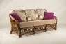 Комплект мебели Феофания Классик натуральный ротанг коричневый, Cruzo™, d0004