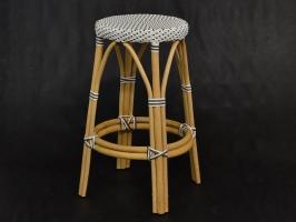 Барный стул Хотын CRUZO натуральный ротанг bs08208