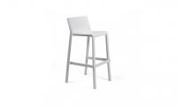 Барний стілець Nardi Trill Stool Bianco 40350.00.000