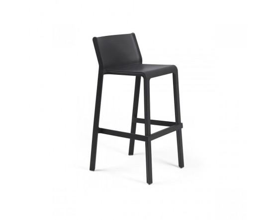 Барний стілець Nardi Trill Stool Antracite 40350.02.000