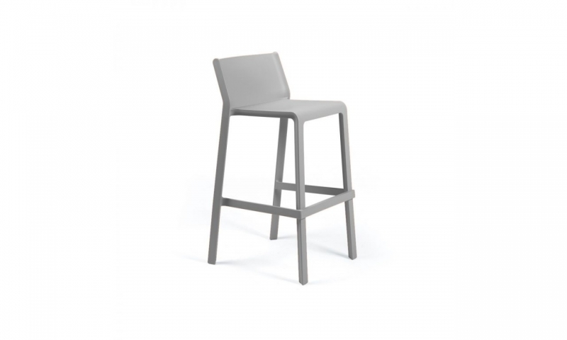 Барний стілець Nardi Trill Stool Grigio 40350.03.000