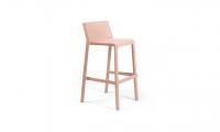 Барный стул Nardi Trill Stool Rosa Bouquet 40350.08.000