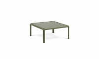Кавовий столик Nardi Komodo Tavolino Vetro Agave 40368.16.501