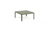Кофейный столик Nardi Komodo Tavolino Vetro Agave 40368.16.501