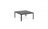 Кофейный столик Nardi Komodo Tavolino Vetro Antracite 40368.02.501