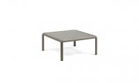 Кавовий столик Nardi Komodo Tavolino Vetro Tortora 40368.10.501