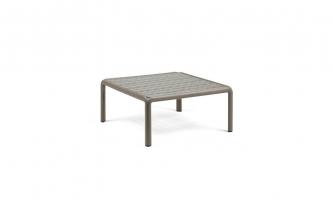 Кофейный столик Nardi Komodo Tavolino Vetro Tortora 40368.10.501