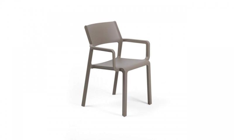 Крісло Nardi Trill Armchair Tortora 40250.10.000