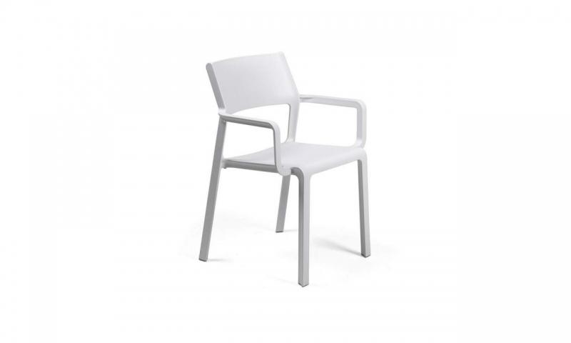 Крісло Nardi Trill Armchair Bianco 40250.00.000