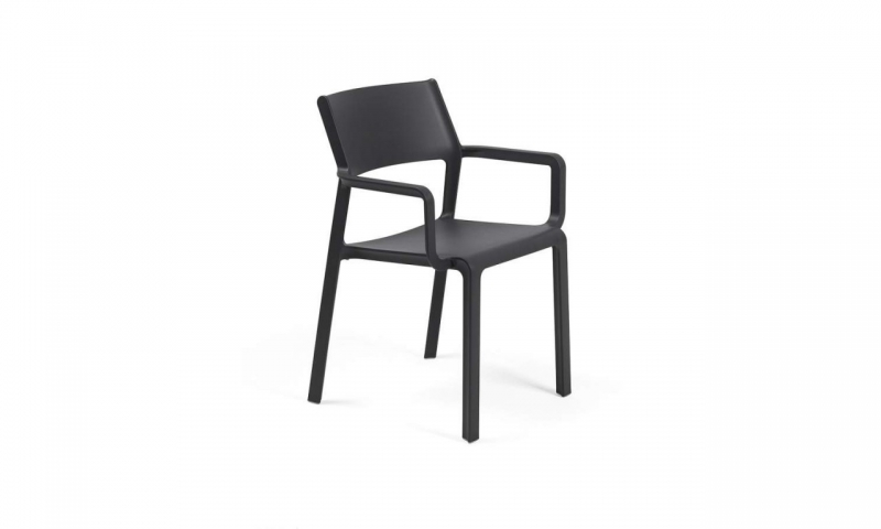 Крісло Nardi Trill Armchair Antracite 40250.02.000
