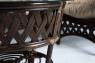 Кофейный столик CRUZO Копакабана натуральный ротанг коричневый st0009