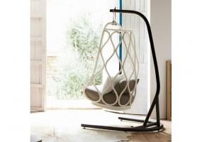 Стійка для підвісного крісла-кокона метал stk0001