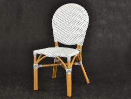 Обеденный стул Лион CRUZO натуральный ротанг st08213