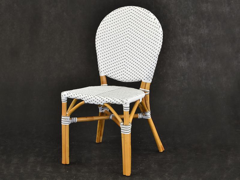 Обеденный стул Лион CRUZO натуральный ротанг, st08213