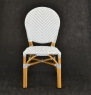 Обідній стілець Ліон CRUZO натуральний ротанг st08213